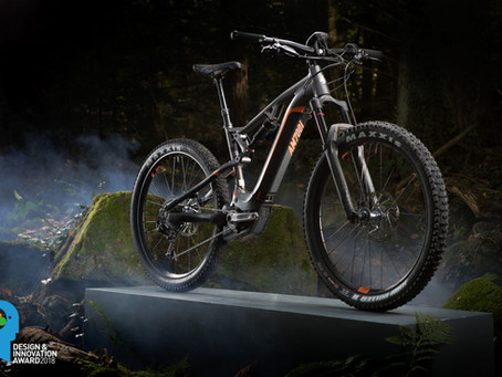Lapierre Overvolt ami Design Innovation Award 2018