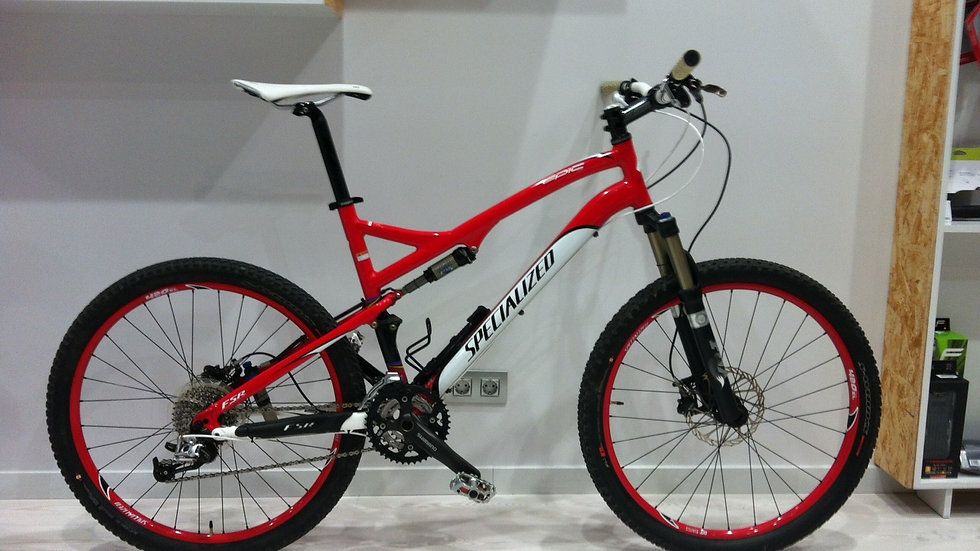 Specialized Epic comp 2011