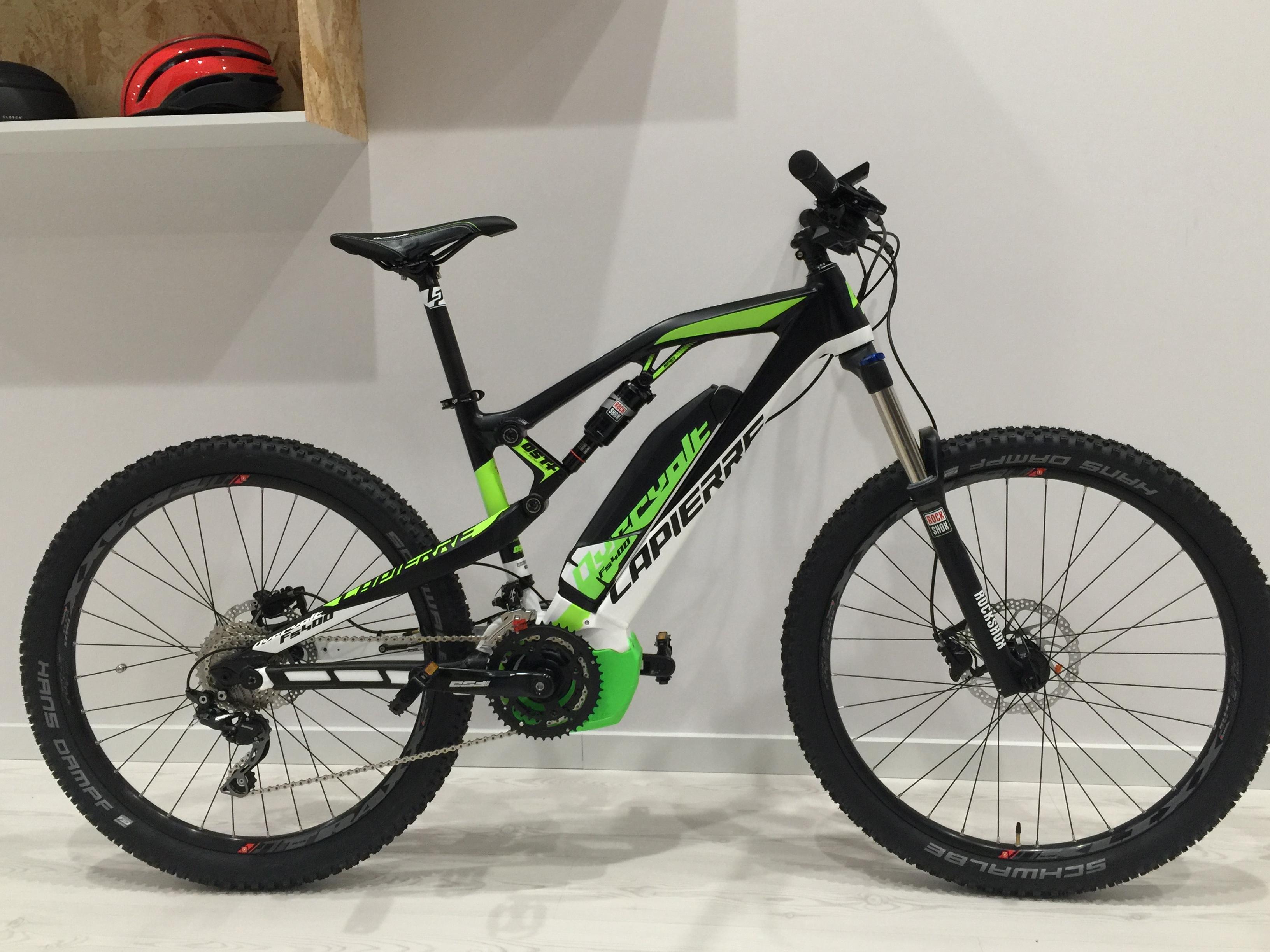 Lapierre FS400