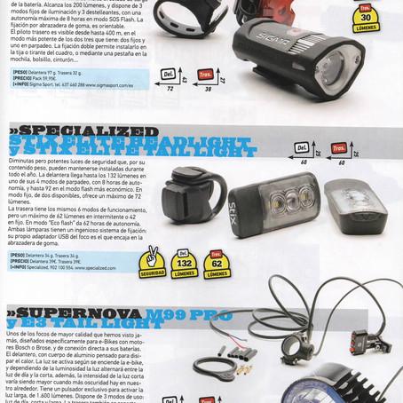 Supernova By Hegan Bikes en la revista BIKE