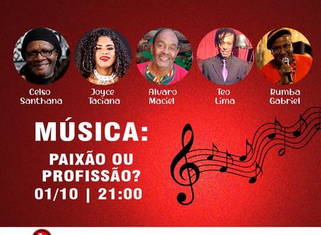 TV Portal Favelas - assista hoje ao Arte Contempolítica