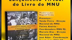 Movimento negro lança livro no dia 22