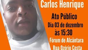 TV Portal Favelas promove ato pela liberdade de jovem preto