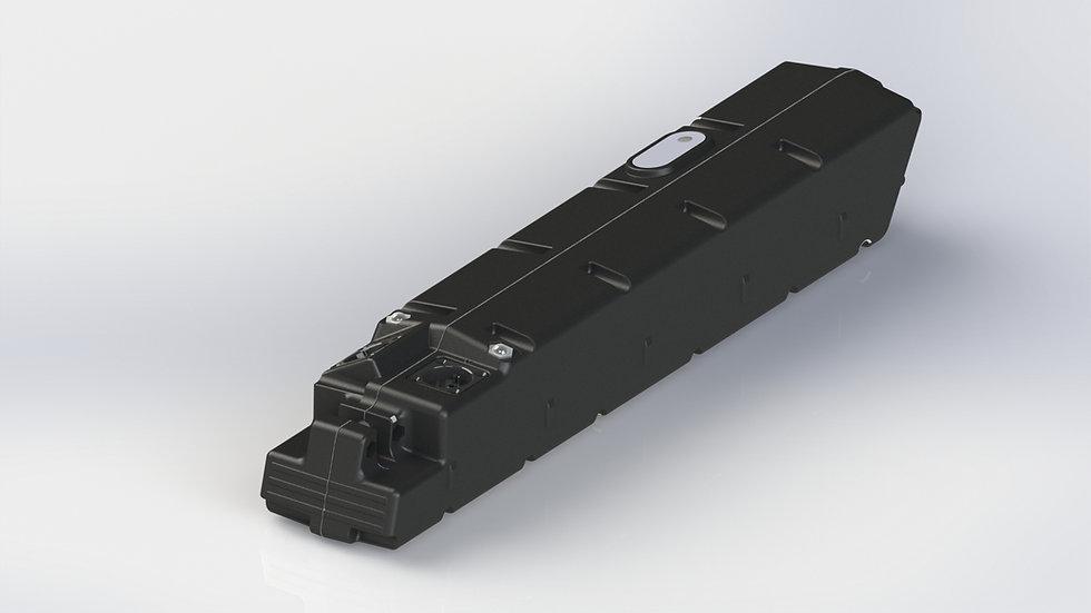 Batería BMZ 650Wh para Bulls Evo Brose
