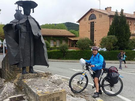 El Camino de Santiago en bicicleta eléctrica