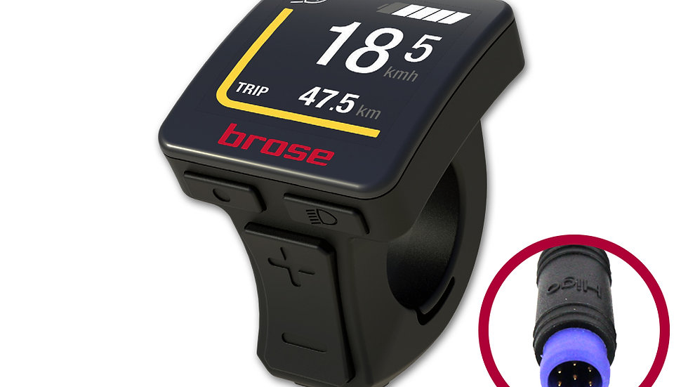 Display Brose all-round 2020