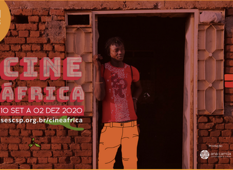 SESC lança Cine África, mostra gratuita com 12 filmes, de hoje até  dezembro
