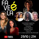 TV Portal Favelas debate amor trans nas favelas, hoje, 21h