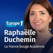 Europe 1, la France bouge, le 5/11/2019 par Raphaëlle Duchemin