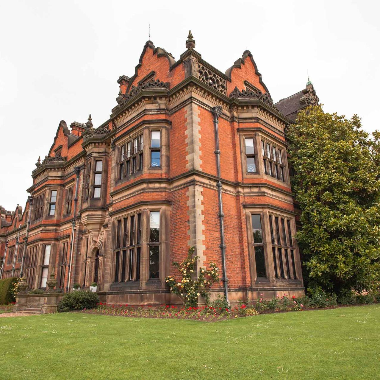 Beaumanor Hall leicestershire