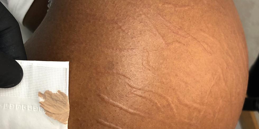 Curso Camuflagem Estrias, Cicatrizes, Olheiras e Manchas (1)