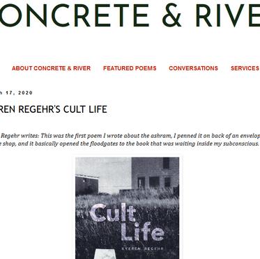 Concrete & River