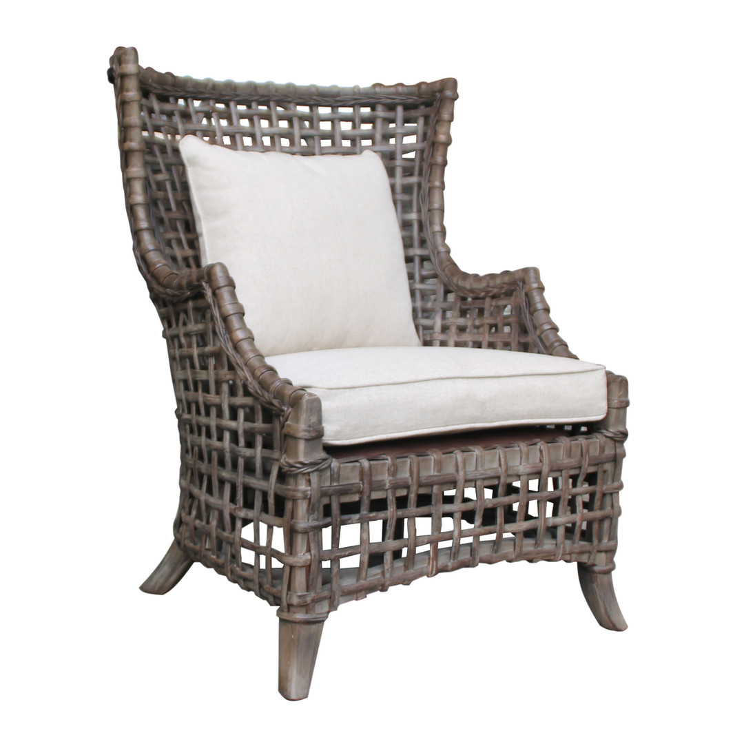 LUGUNA WING BACK CHAIR