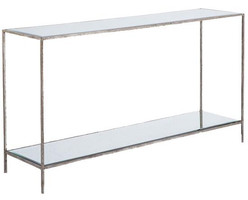 ROSS CONSOLE SILVER