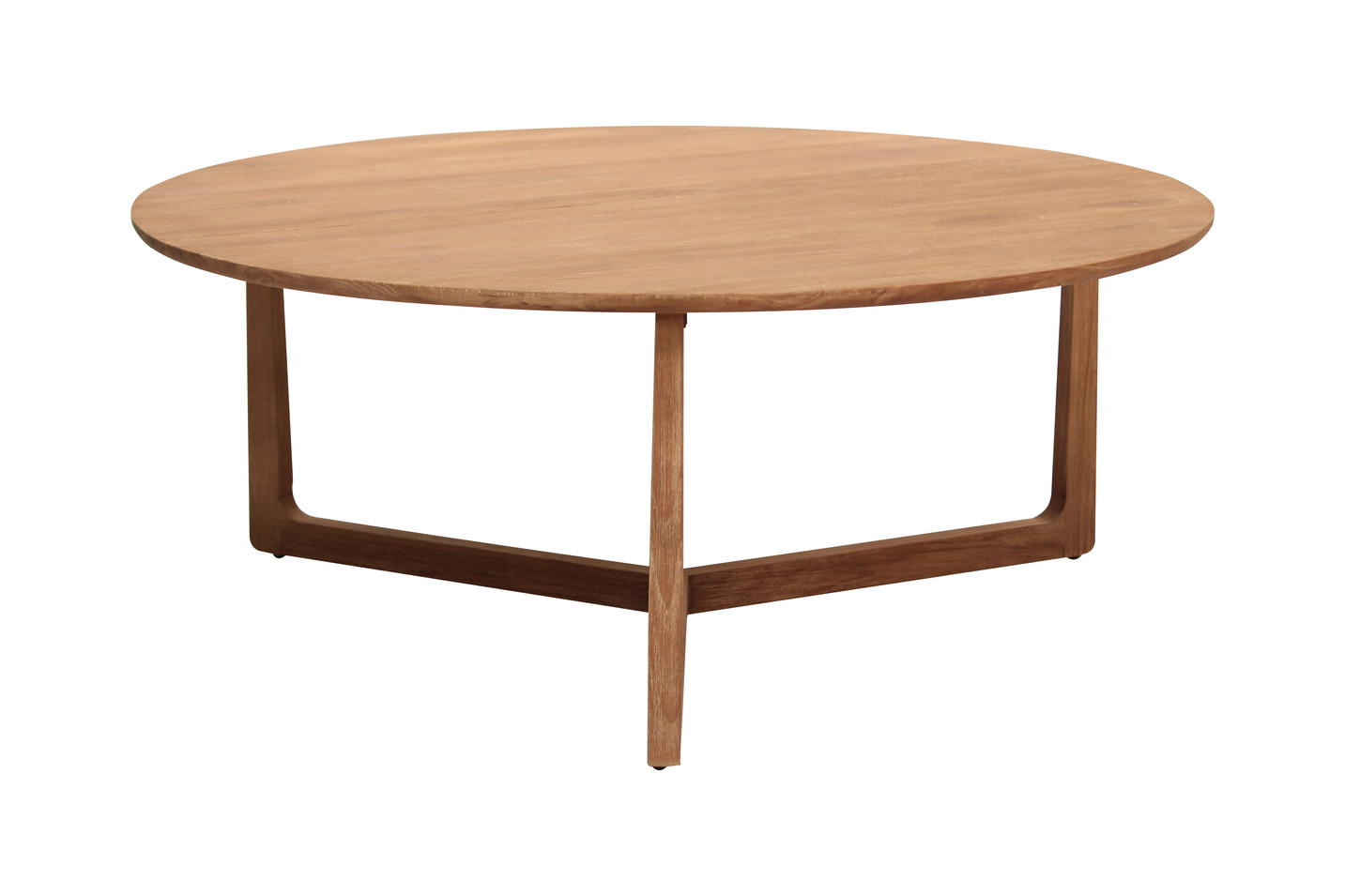 CALVIN COFFEE TABLE WHITE WASH