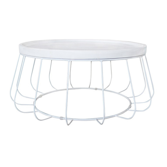 LOIC COFFEE TABLE WHITE
