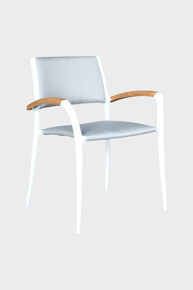 MILLY OUTDOOR DINING CHAIR