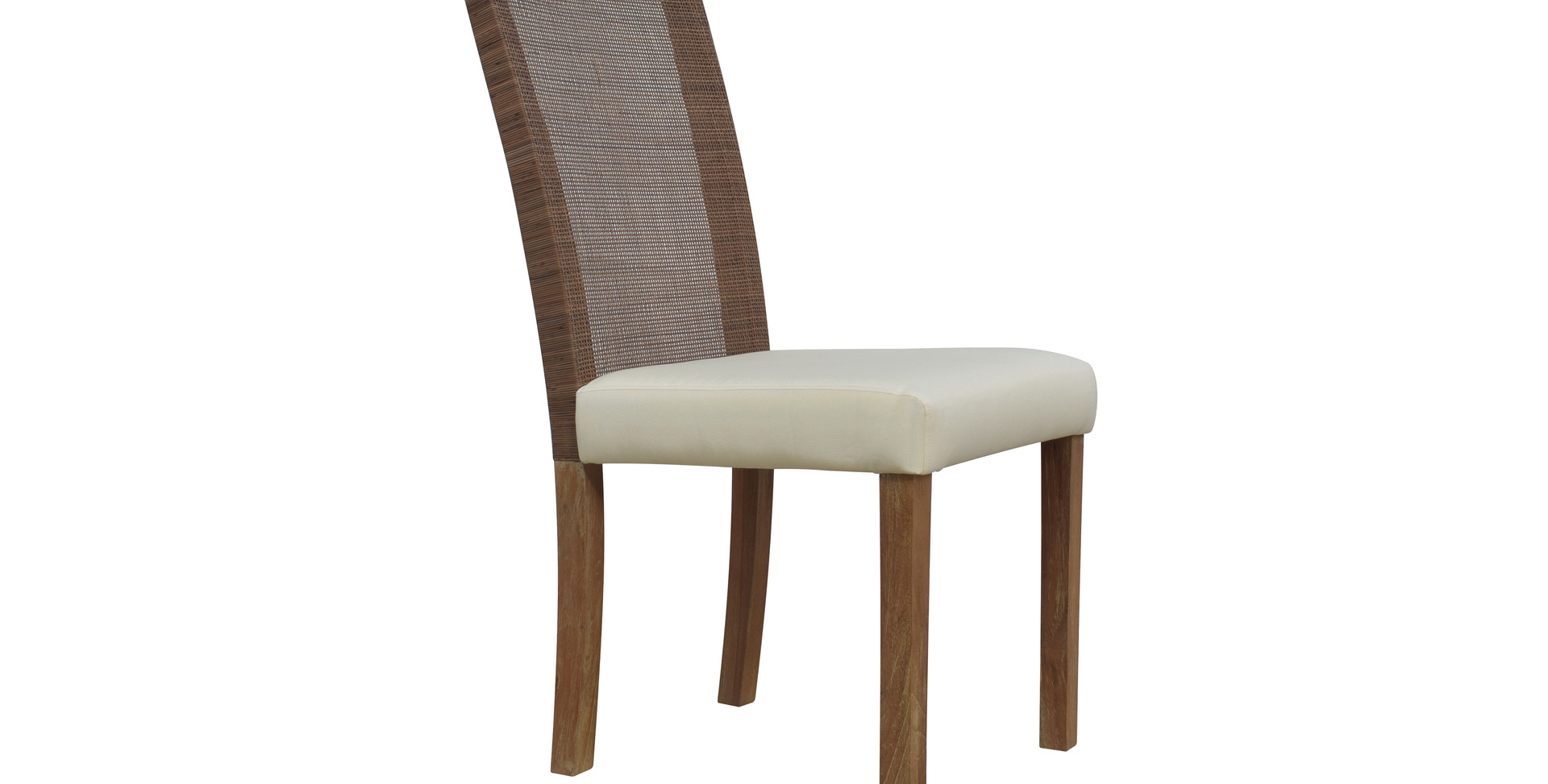 DIDA DINING CHIR WHITE WASH
