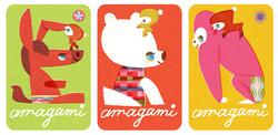 amagami postcard