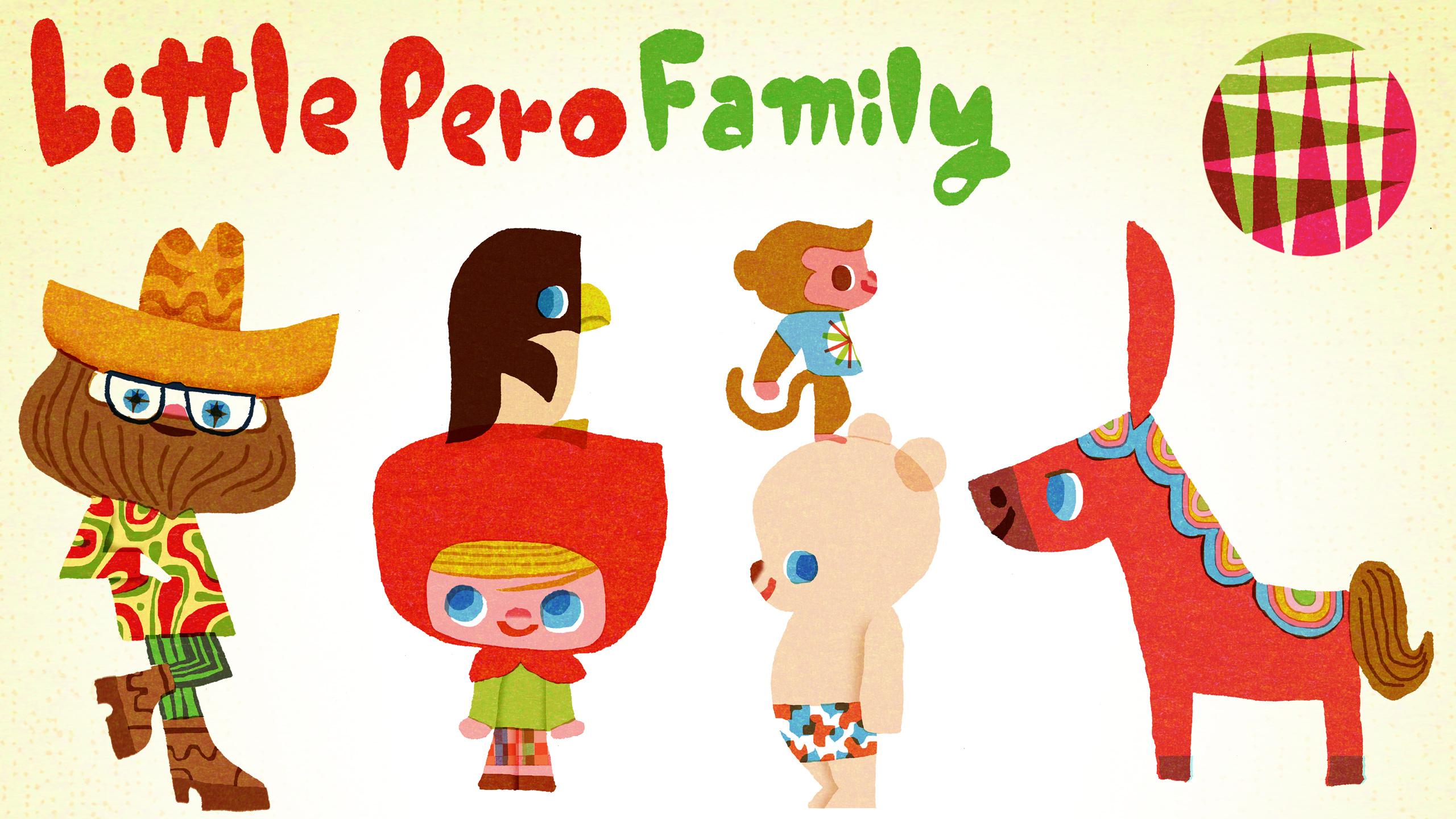 Little Pero Family