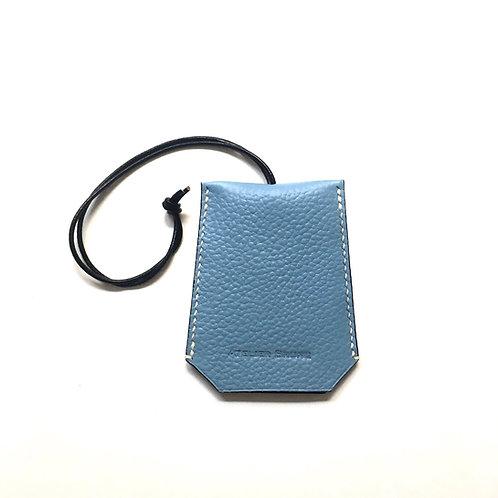 Porte-clés bleu clair