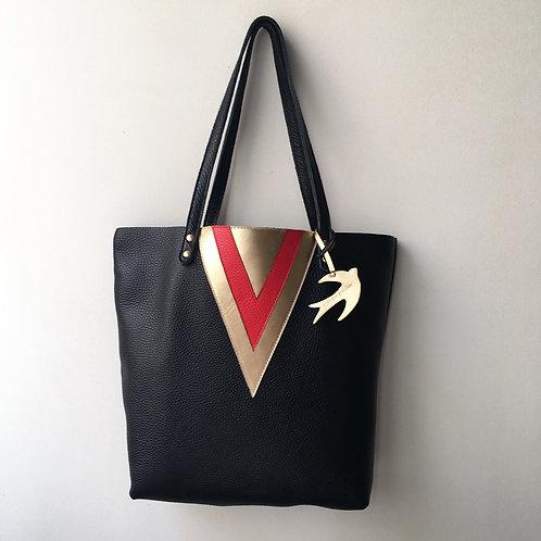 Cabas Victoire noir