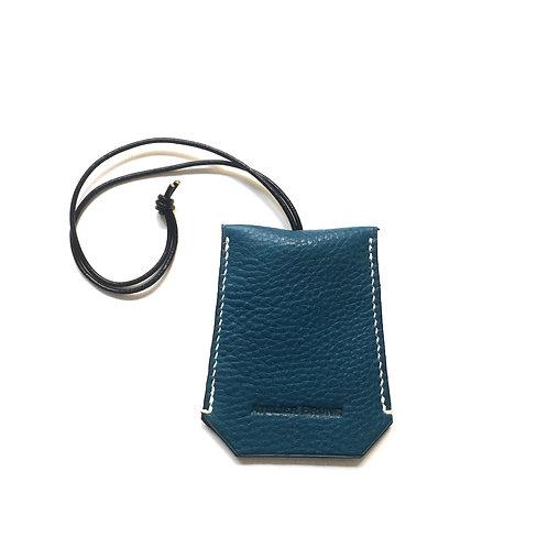 Porte-clés bleu roi