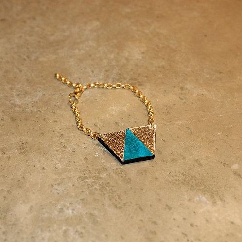 Bracelet Vavin vert