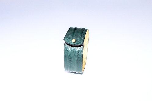Bracelet Débo vert émeraude