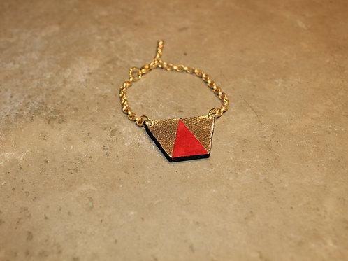 Bracelet Vavin rouge