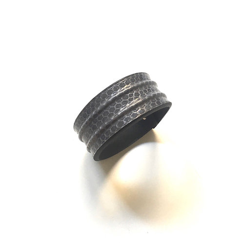 Bracelet Débo serpent d'eau gris