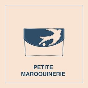 Petite maroquinerie Atelier Brune