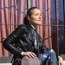 Vania Gouveia créatrice Atelier Brune