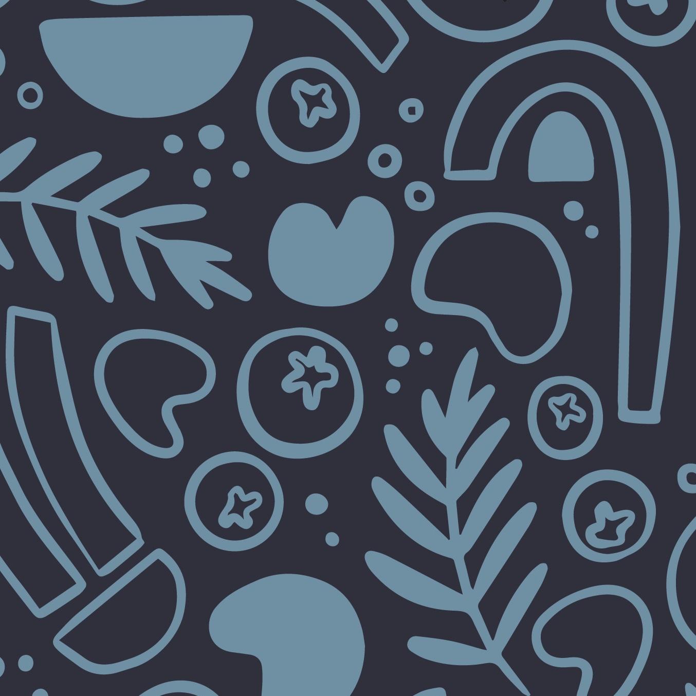 Ciocco & Co. Pattern (Acai Blueberry)