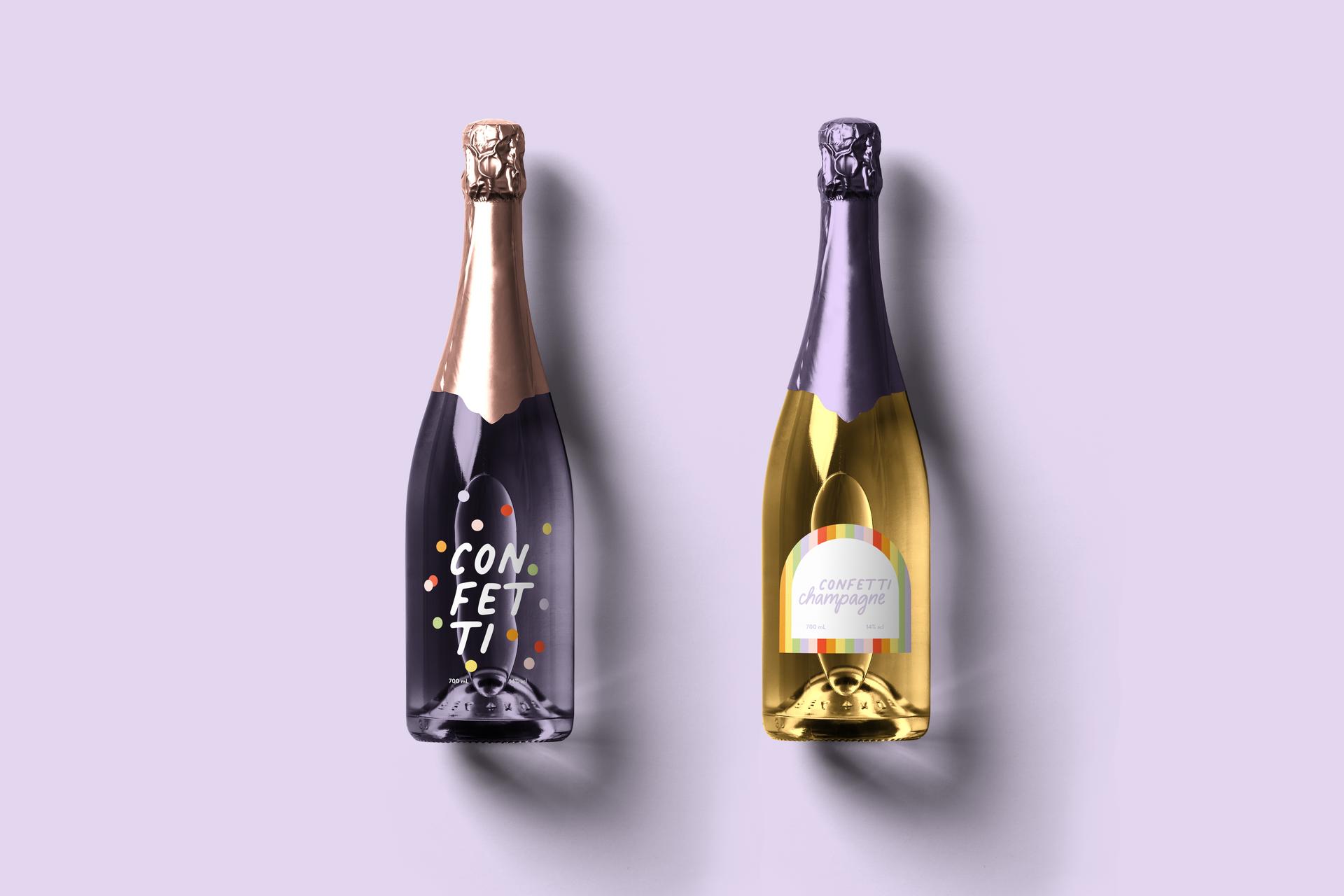 Champagne Bottle Mockup.png