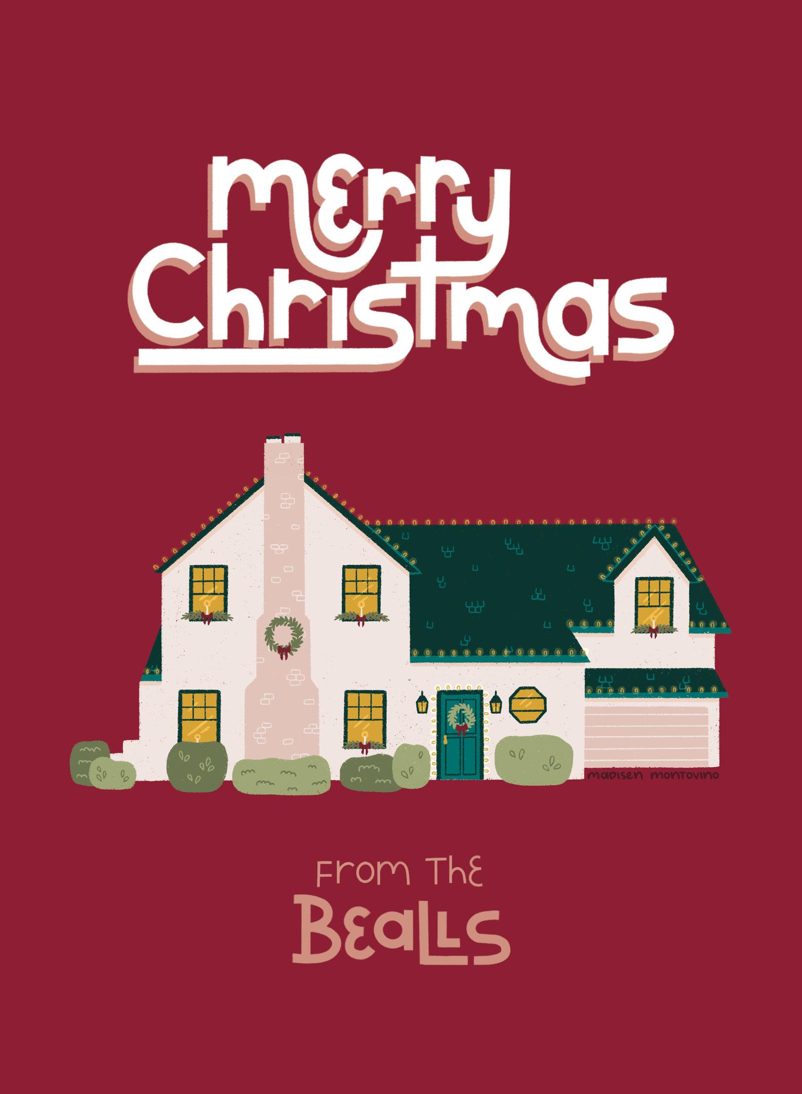 Holiday Card - Bealls