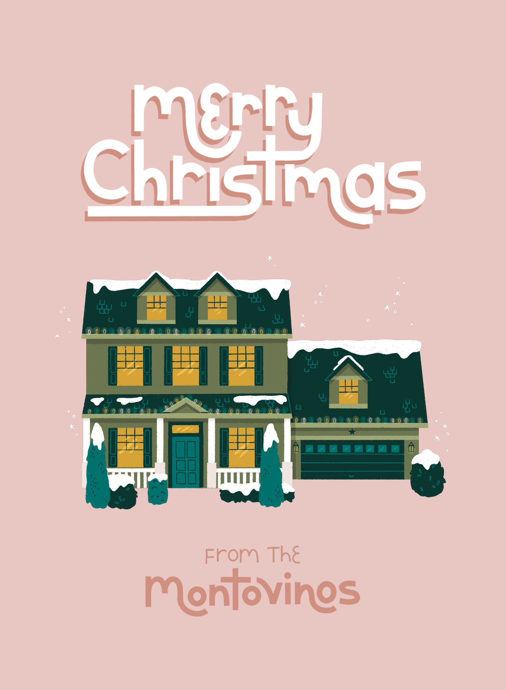 Holiday Cards - Montovinos