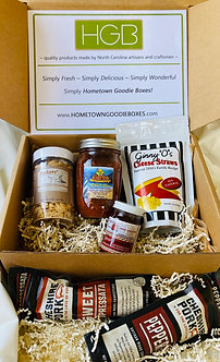 Southern Snack Box