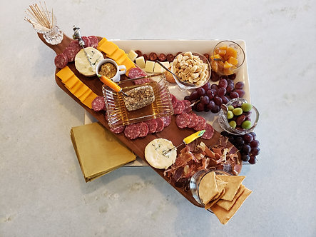 Contemporary Charcuterie