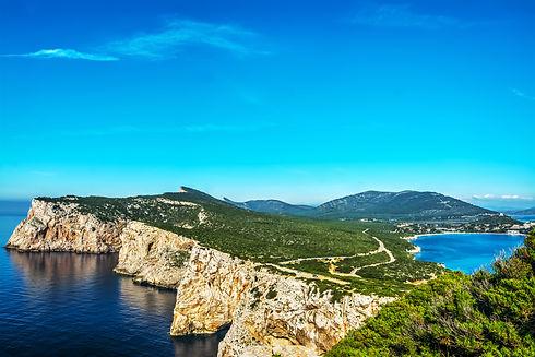 Porto Conte bay in Sardinia, Italy.jpg