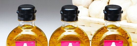 【3本セット】FRESH GARLIC OIL <110 ml>