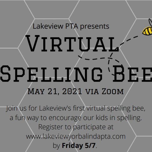 1st and 2nd Grade Spelling Bee