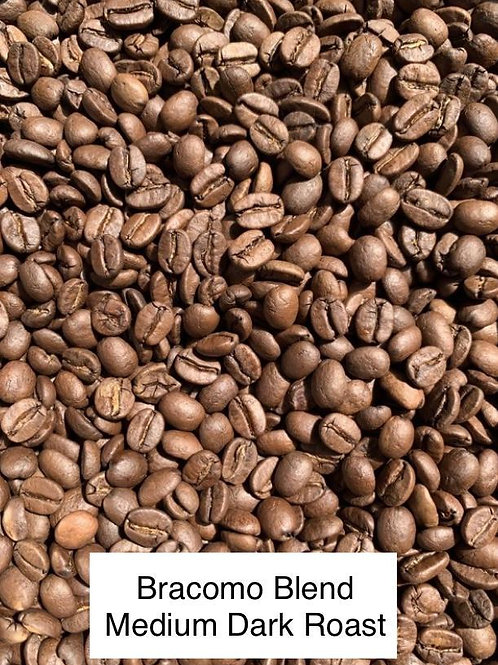 Bracomo Blend Roasted Coffee