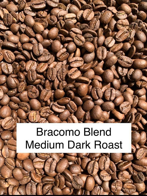 Bracomo Blend Roasted Coffee