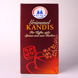 Diamant Grummel Kandis, Crystal Brown Sugar 500g