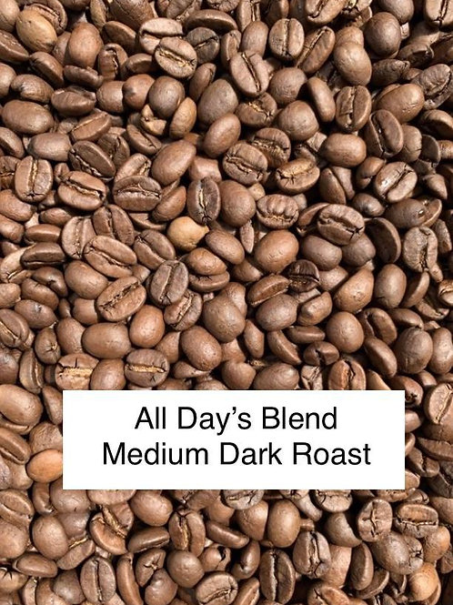 All Day's Blend Roasted Coffee