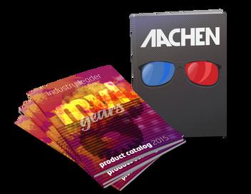 Booklet/Catalog mailing