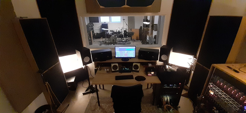 Overview of the studio