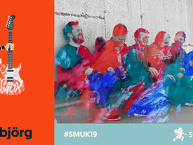 Schedule for Smukfest 2019