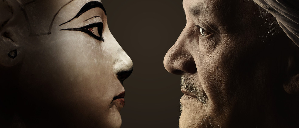 The Alabaster Spirit - Egypt